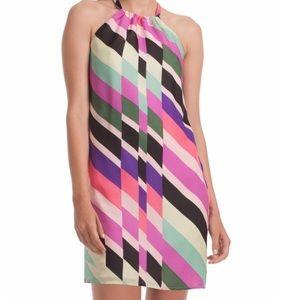 NWT Trina Turk Rancho Wind Chimes Silk Dress